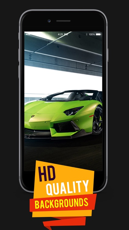 Lamborghini High HD Wallpapers screenshot-4