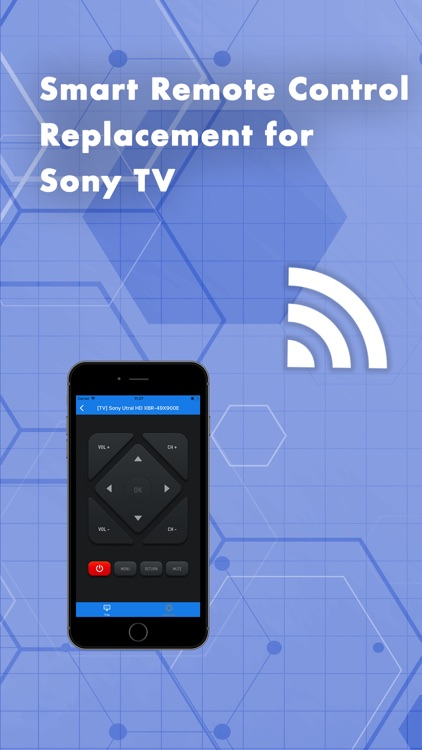 Smart Remote for Sony TV PRO