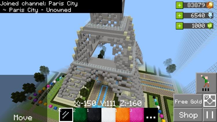 Builder Buddies Online 3D RPG screenshot-4