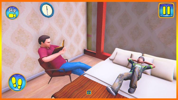Happy Virtual Family Simulator screenshot-6