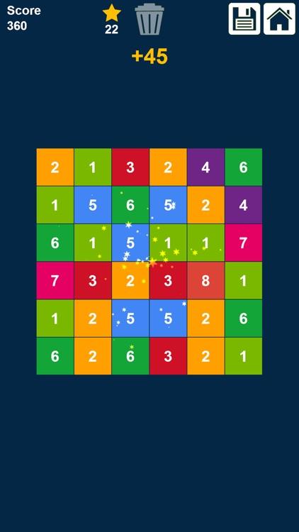 Rows and Columns: Drag n Match screenshot-5