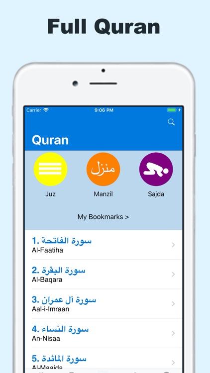 Muslim - Quran, Prayers, More screenshot-3