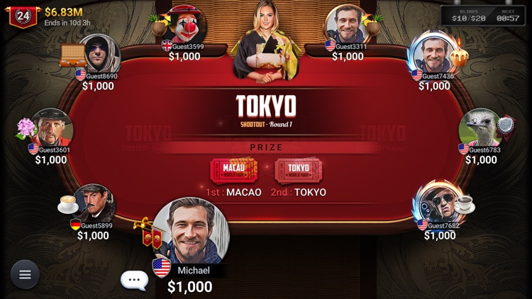 Poker Championship - Holdem screenshot-8