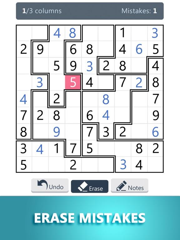 Microsoft Sudoku screenshot 17