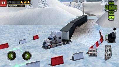 Ice Road Truck Parking Simのおすすめ画像5