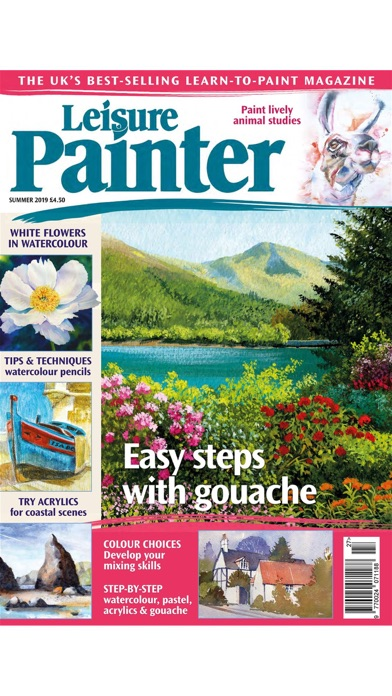 Leisure Painter Magazine for Pc - Download free Education