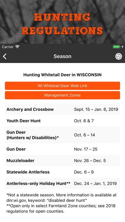 Hunt Wisconsin screenshot-3