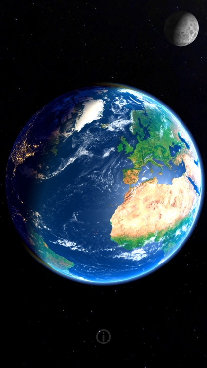3D EARTH - live planet HD