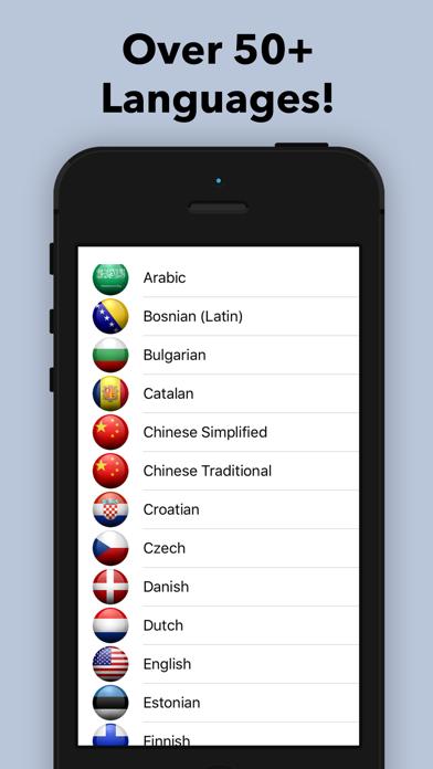 Traductor de Ingles a Español Screenshot