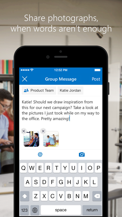 Yammer ScreenShot3