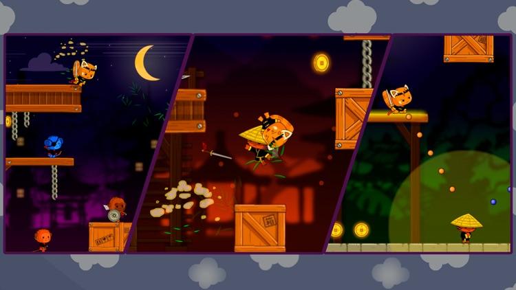 Furtive Dao: Action Puzzle screenshot-3