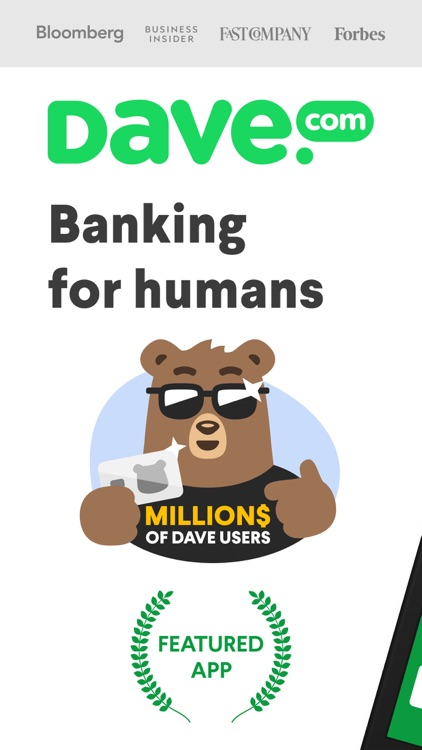 Dave - Banking For Humans