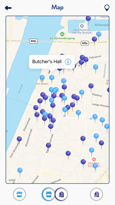 Antwerp City Guide screenshot four
