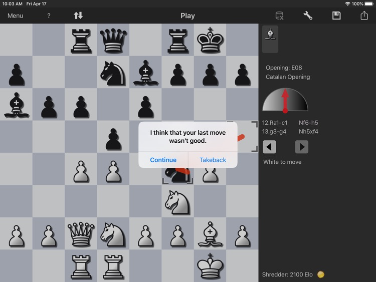 Shredder Chess HD (Intl.)