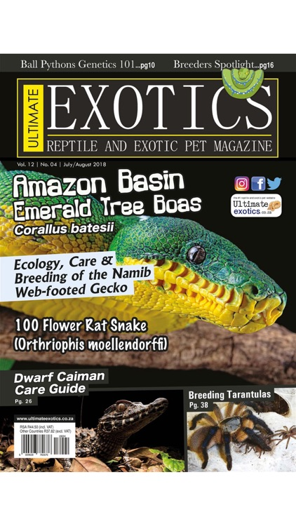 Ultimate Exotics Magazine screenshot-6