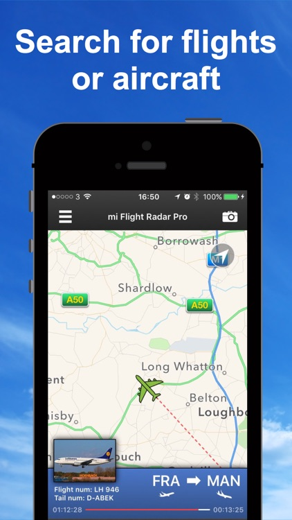 mi Flight Radar Pro Tracker 24