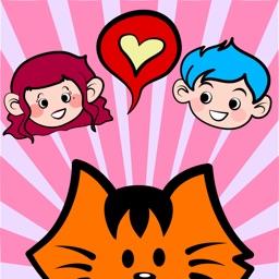 Kikimoji Love You Lots