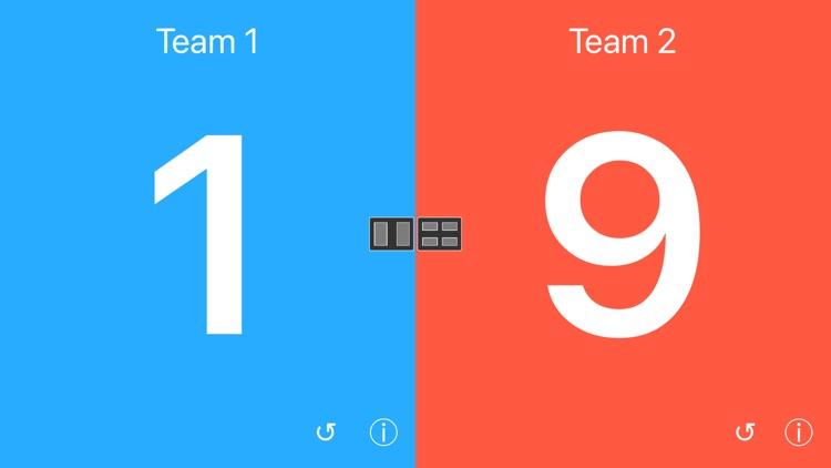 Score Tracker Pro screenshot-3