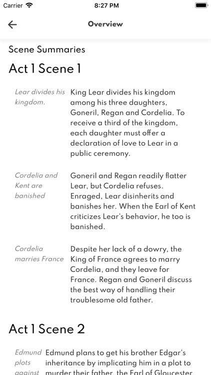 King Lear Full Audio screenshot-6