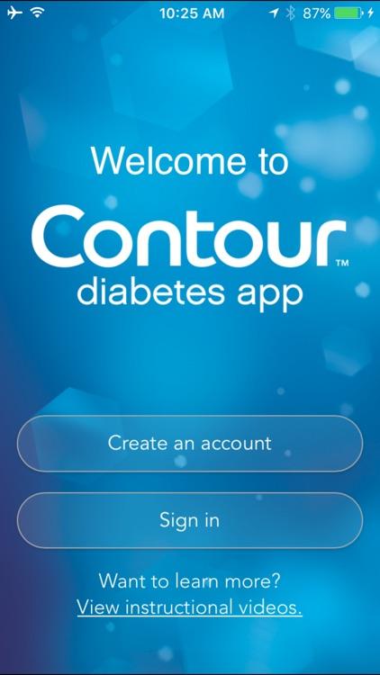 CONTOUR DIABETES app (BE)
