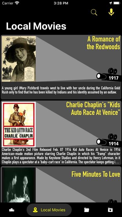 Retro Cinema-Classic Movie Box
