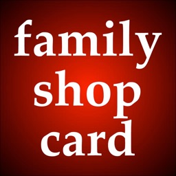 Family Shop Card