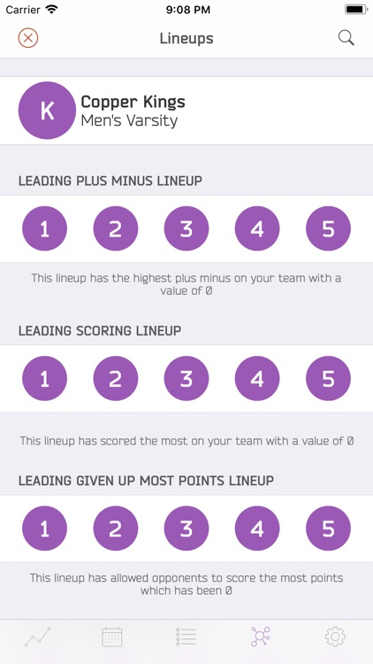 HoopMetrics   Basketball Stats screenshot-5