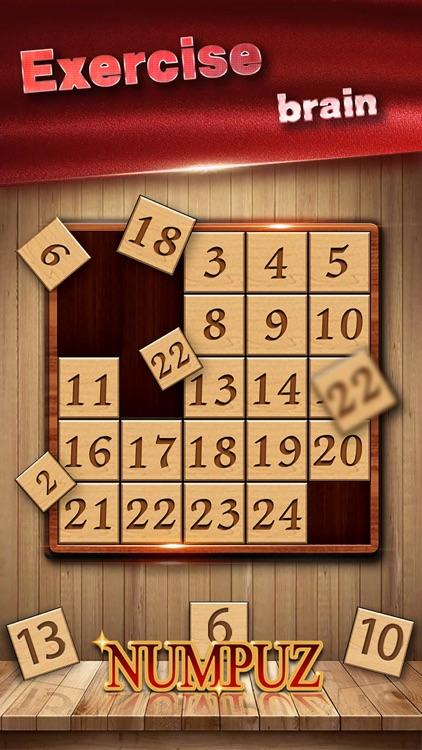 Numpuz: NumberPuzzle Games screenshot-3