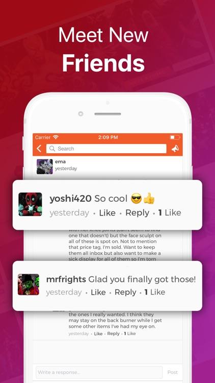 Gemr: Collector App screenshot-3