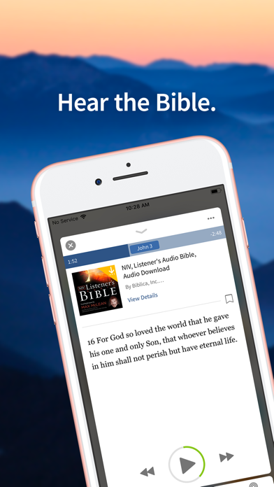 Niv Bible App review screenshots