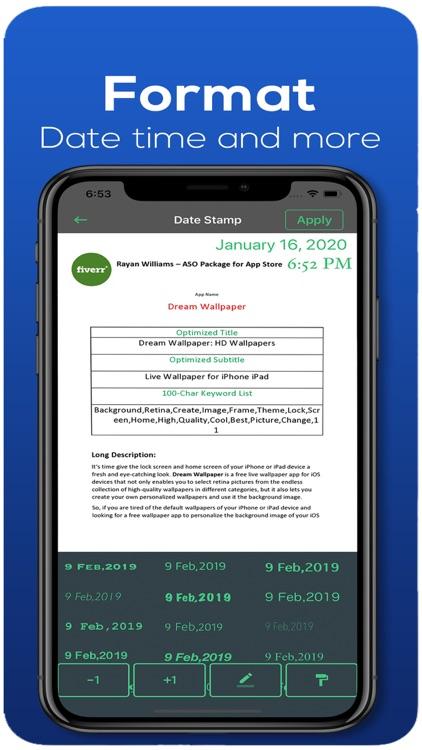 Dream iScanner for Documents screenshot-5