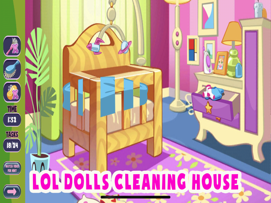 LOL Baby Dolls House Surprise screenshot 5