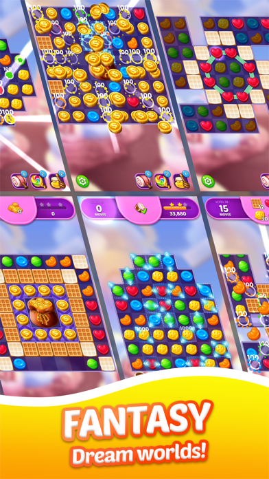 Lollipop : Link & Match sur pc