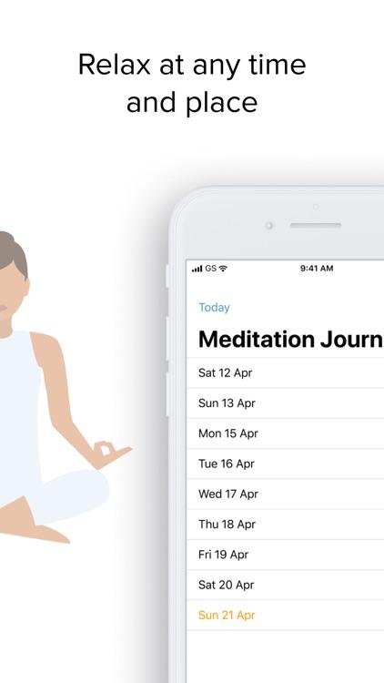 Anicca - Meditation timer screenshot-3
