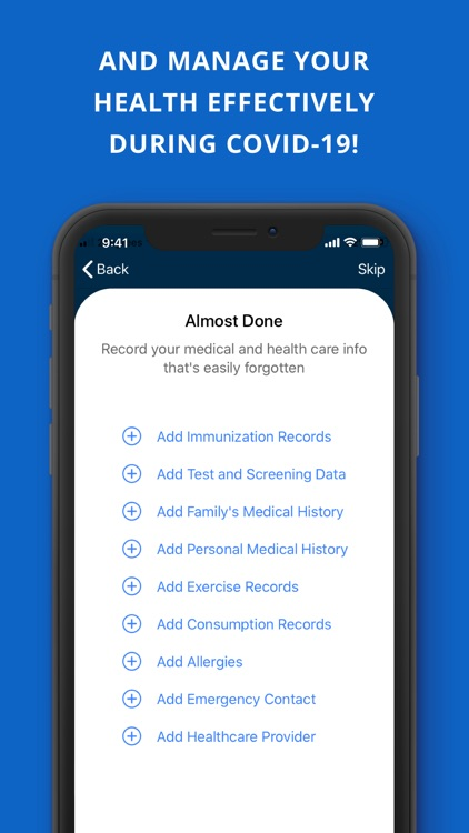BodyMap3D Health Tracker screenshot-7