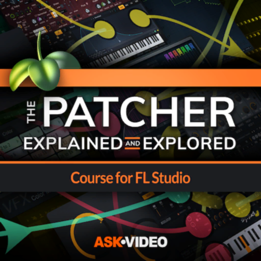 Patcher Course by Ask.Video