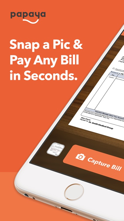 Papaya: Pay Any Bill screenshot-0