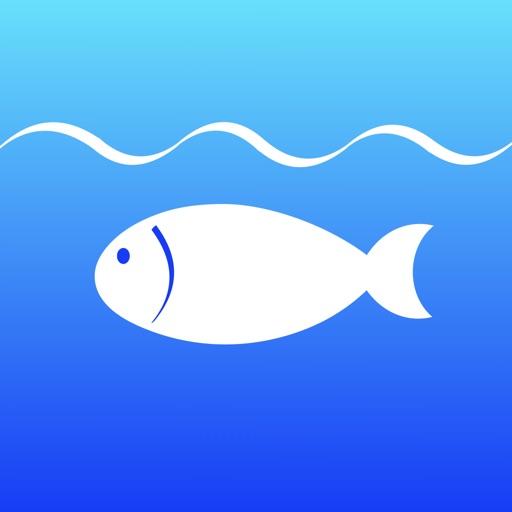 釣りの記録をGPS軌跡と共に:FishingGPS