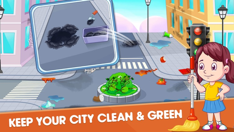 Girls City and Home Cleaning
