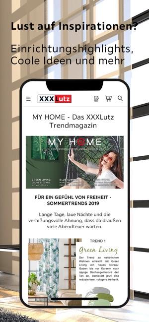 Xxxlutz Deutschland Im App Store