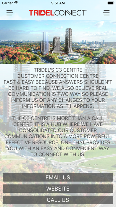 Tridel Connect screenshot 8