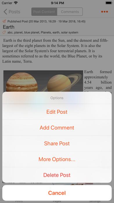 Descargar BlogTouch for Blogger para Android