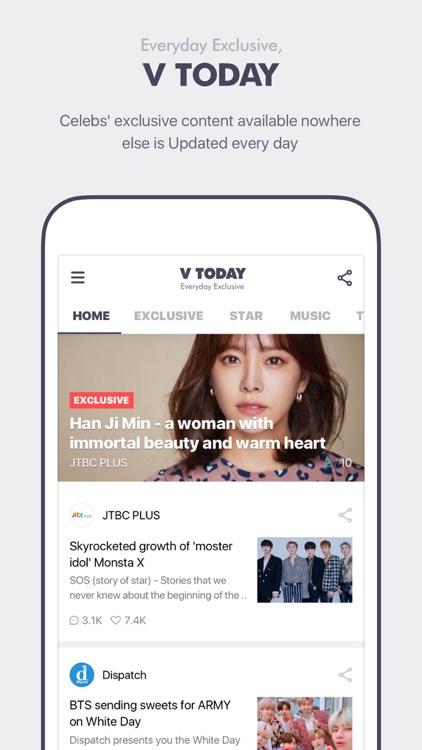 V LIVE - Global Star Live app screenshot-4
