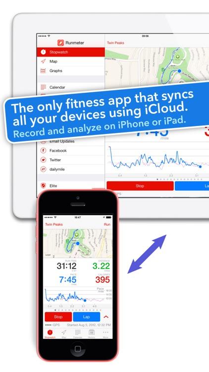 5K Runmeter Run Walk Training screenshot-4