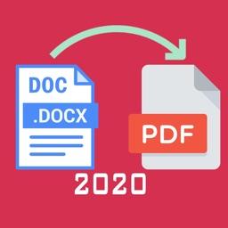 Convert DOC/DOCX to PDF