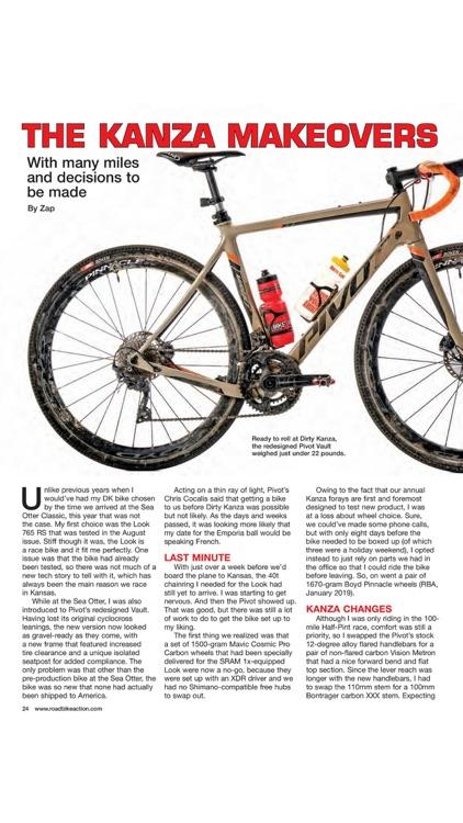 Road Bike Action Magazine screenshot-3