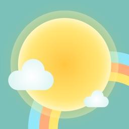 彩虹天气-关注天气,开启彩虹心情