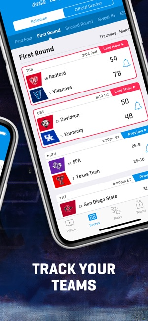 NCAA March Madness Live on the App Store