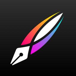 Ícone do app Vectornator X - Vector Art