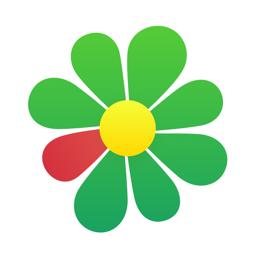 Ícone do app ICQ — Mensagens e Video Chat